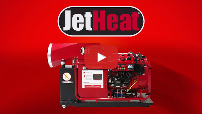 Informational Video - Heater for Thermal Extermination